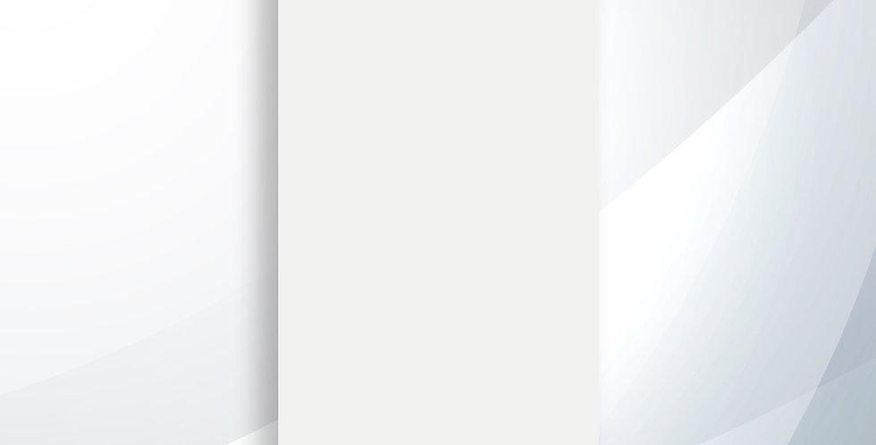 Revestimento 33x59 Branco Brilho - Lef Cerâmicas