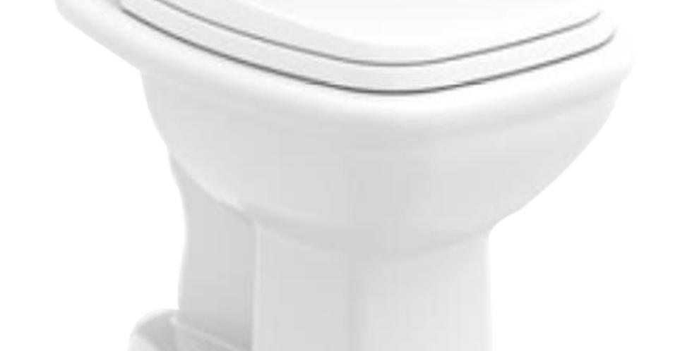 Bacia Sanitária Convencional Fit Branca - Celite