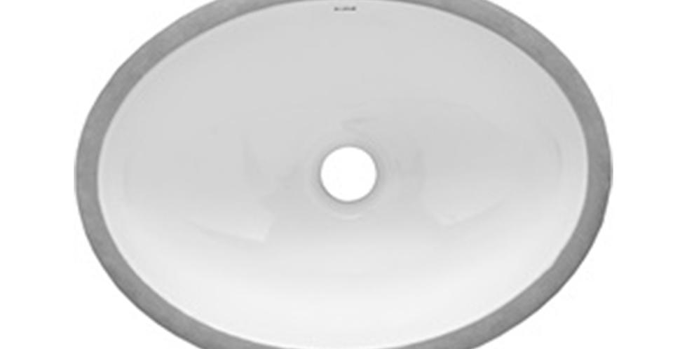 Cuba Embutir Oval 490x325mm - Inepa