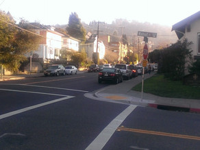 One Night in Berkeley