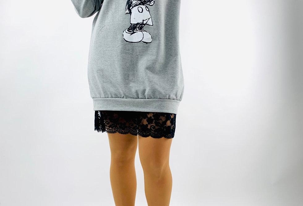Vestido Mickey encaje. VE011