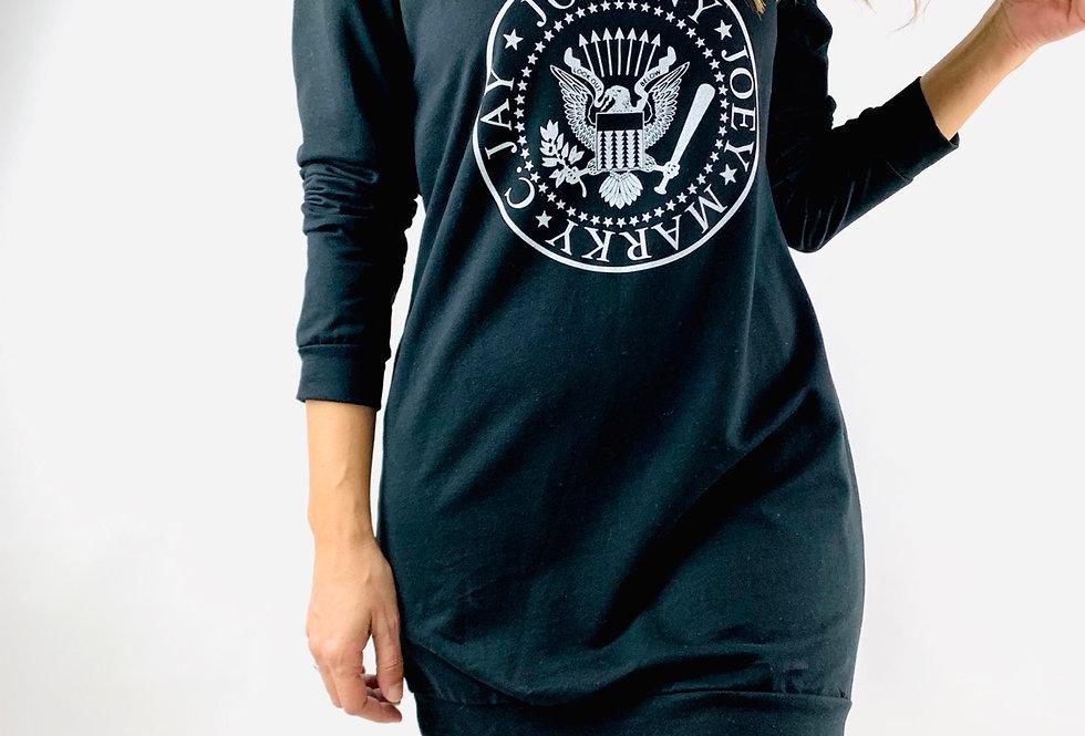 Vestido Ramones .VE015