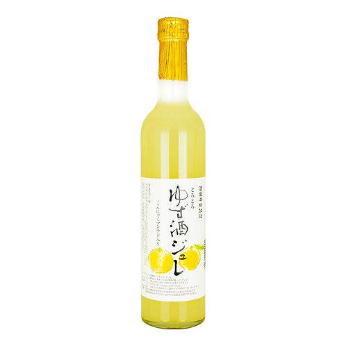 柚子啫喱酒