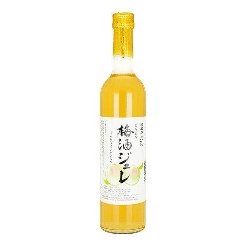 梅子啫喱酒