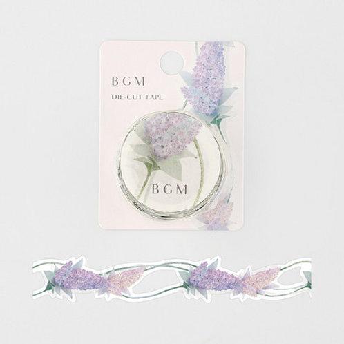 手繪水彩紙膠帶 — 花語系列 - 風信子💐