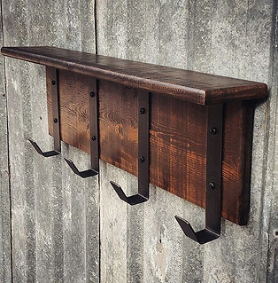 Industrial Shelf Rack