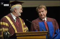 Honorary Doctorate at McMaster Universit