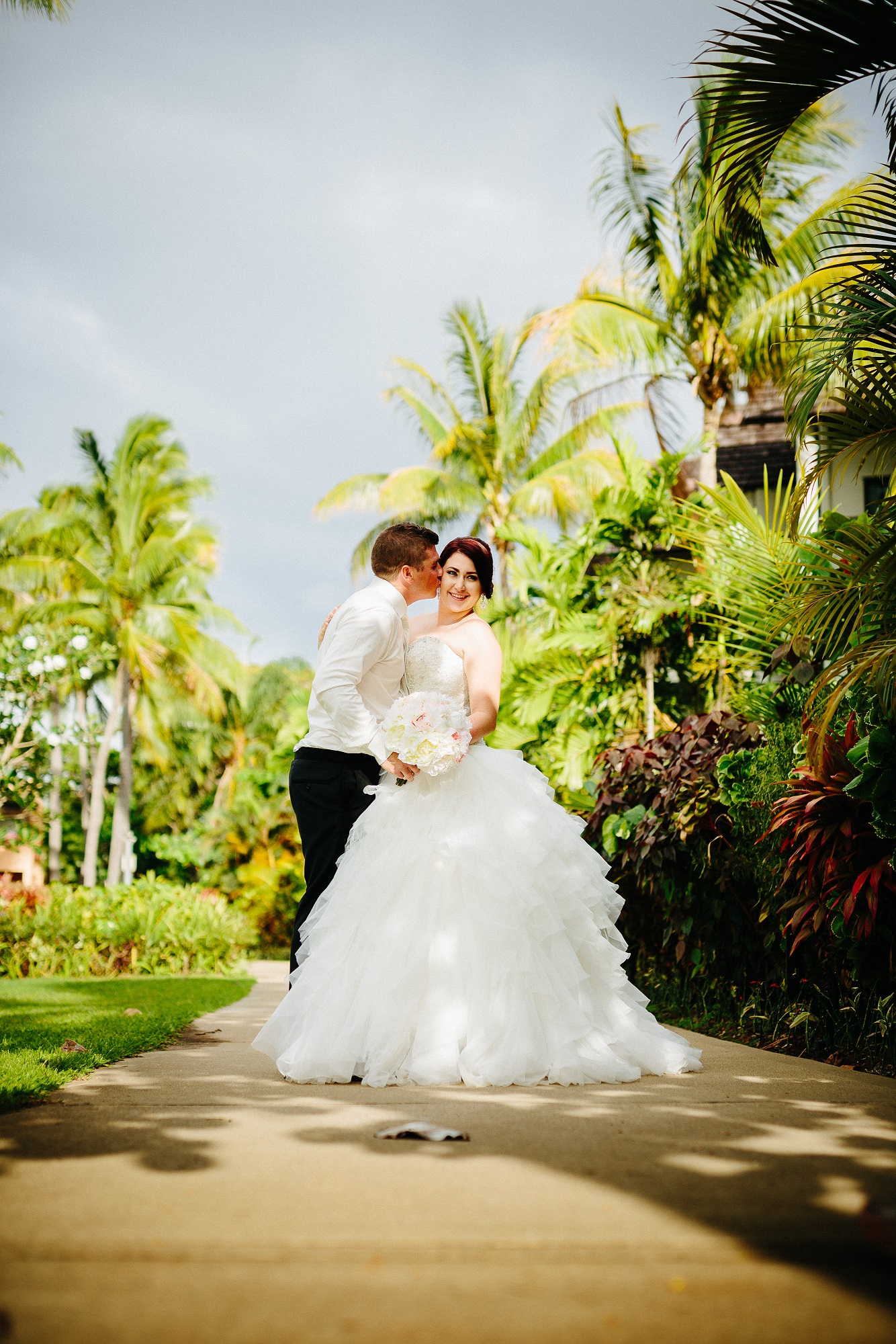 Beautiful Fiji Wedding