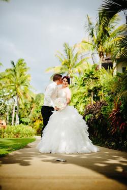 Beautiful Fiji Wedding