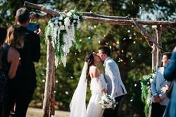 Jenna + Brett Wedding