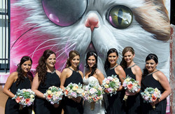 Bec's Bridal Party