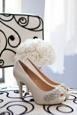 Krystal's amazing shoes!