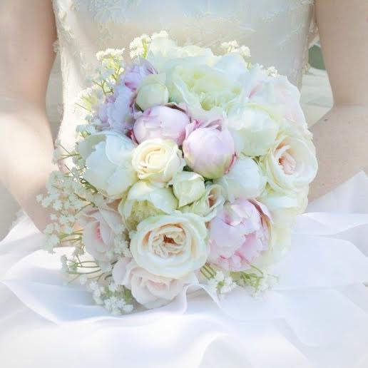 Gorgeous soft, delicate bouquet
