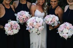 Brioney & Bridesmaids