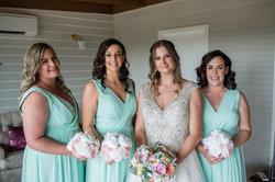 Sarah & Bridesmaids