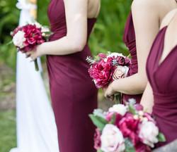 Silk Wedding Flowers