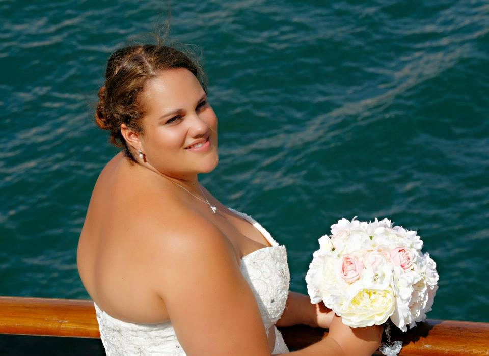 Wedding on a Carnival Cruise