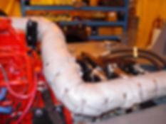 coolwrap_insulating_exhaust_pipe_run_lar