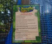 Signs at Robinhill