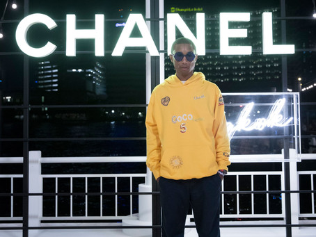 Pharrell Teams Up With Chanel to Launch Mentorship Program for Black and Latinx Entrepreneurs