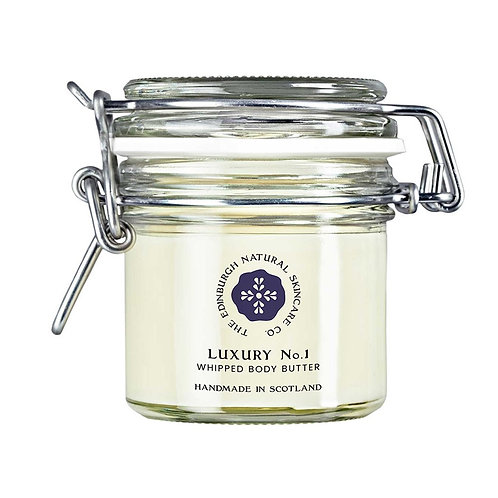 LUXURY No1. WHIPPED BODY BUTTER