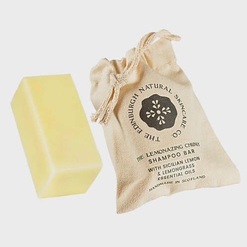 THE LEMONIZING CHUNKY SHAMPOO BAR