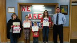 Students of the Month-November 2015