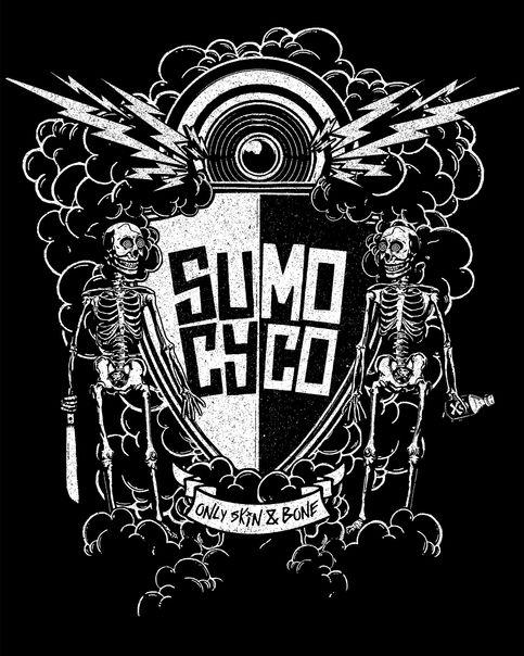 SUMO CYCO / T-Shirt Design