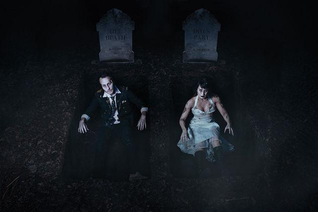 Till Death Do Us Part - Engagement Shoot