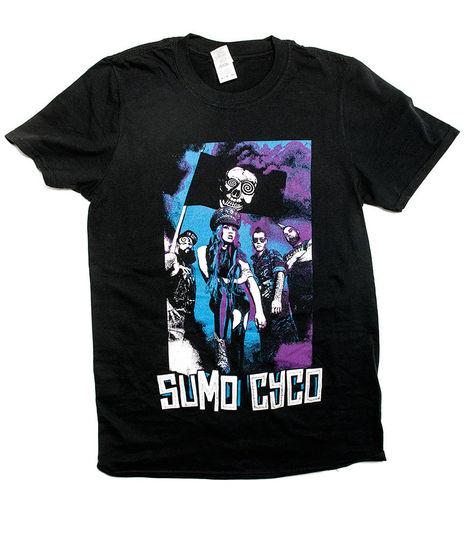 SUMO CYCO - Shirt Design
