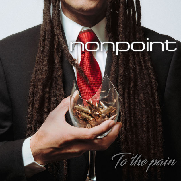 """Nonpoint - """"To The Pain"""" Album Cover"""