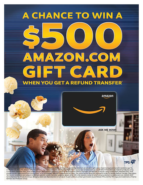 TPG English Amazon digital flyer 2020-21