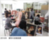 2016年模写授業風景.jpg