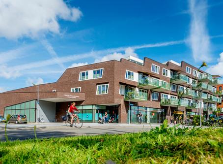 Woon-winkelcentrum Oudorp