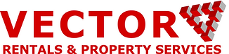 The logo of Vector Rentals & Property Services SRL