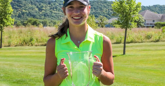 VanArragon becomes youngest Women's State Open Winner