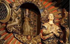 Escultura de la Iglesia de Yaguaron.jpg