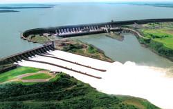 itaipu-represa