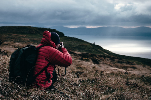 Fotógrafo de la naturaleza