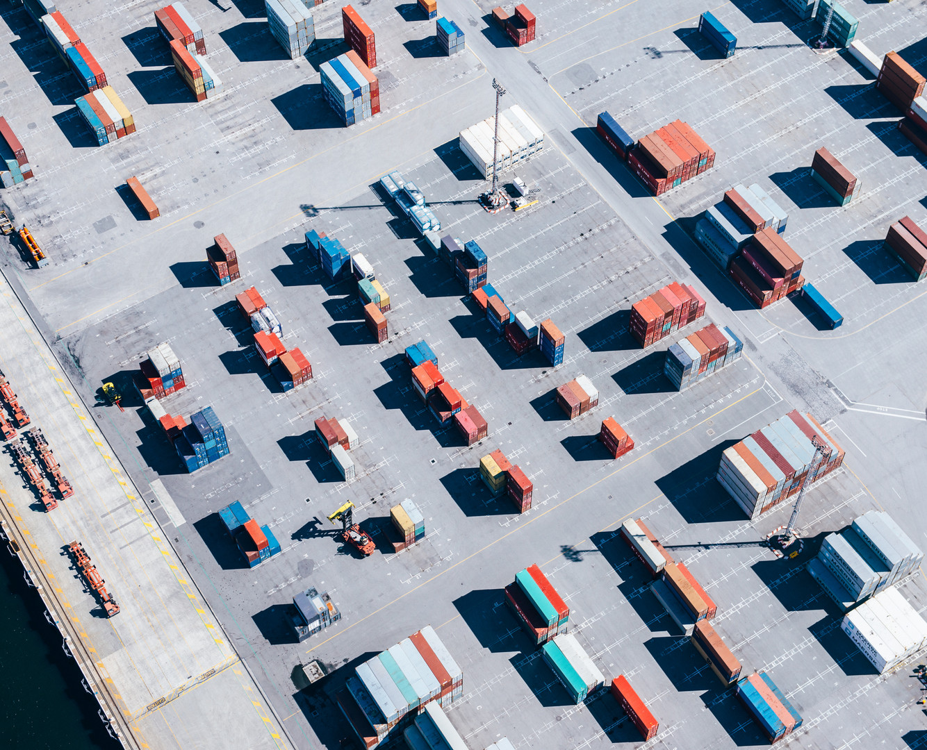 Containers of globalisation