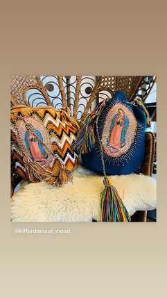 la murer sac tissu mexicain ref:le 01 119 euros