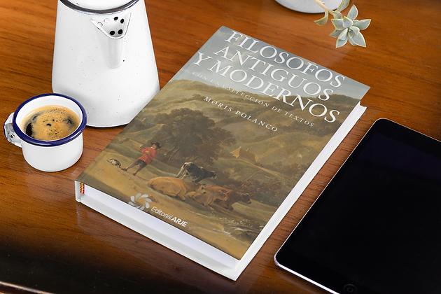 Filósofos antiguos y modernos