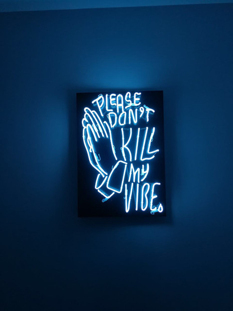 Please don't kill my vibe