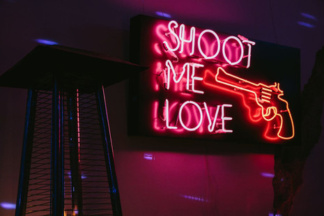 Shoot me love