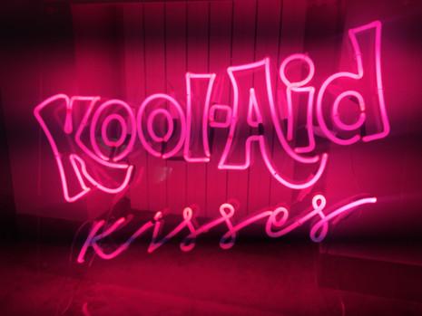 Kool-Aid kisses