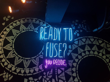 Ready to fuse? you decide.