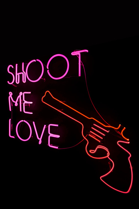 Shoot me love