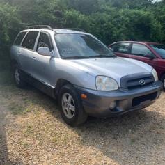 2005 Hyundai Santa Fe 191,000 Miles