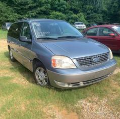 2004 Ford Freestar 177,000 Miles