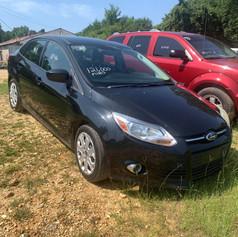 2012 Ford Focus 121,000 Miles